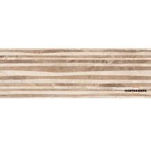 Polaris Плитка настенная бежевый рельеф 17-10-11-493 20х60