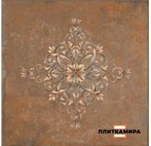 Каменный остров Керамогранит коричневый декорированный SG926400N 30х30