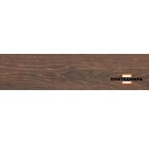 Вяз Керамогранит коричневый темный SG400400N 9,9х40,2