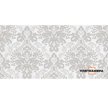 Afina Damask Декор серый 08-03-06-456 20x40