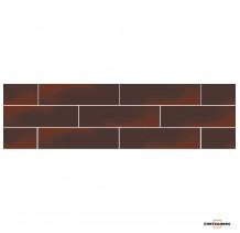 Cloud Brown Duro Плитка фасадная структурная 0,74x6,58x24,5