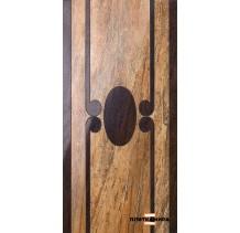 Авентин Декор напольный наборный ID24 40х80