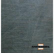 Аннапурна Керамогранит черный лаппатированный DP605202R 60х60