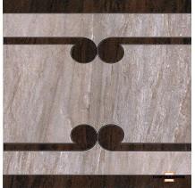 Авентин Декор напольный наборный ID37 40x40