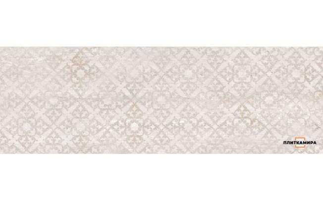 Alba Орнамент бежевый Плитка настенная (AIS012) 20x60