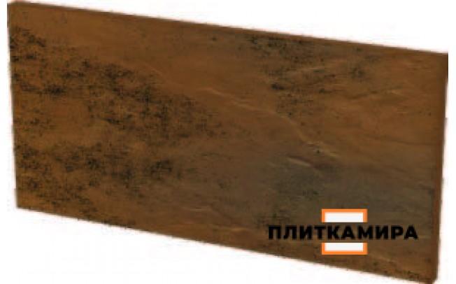 Semir Beige подступенок структурный 14,8x30